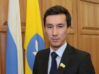 Советник Главы Калмыкии Сергей Басангов